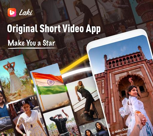 Laki – Original Short Video App, Make You a Star