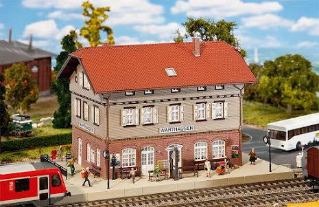 110123 Station Warthausen