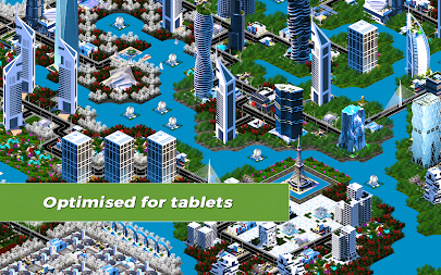 Designer City: building game APK screenshot thumbnail 10