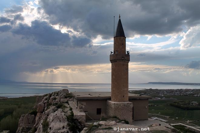 Travel: Van in Eastern Turkey: The citadel of Van, Lake Van