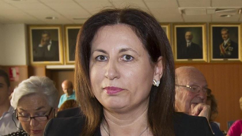 Trinidad Cabeo fue hasta agosto directora del Puerto.