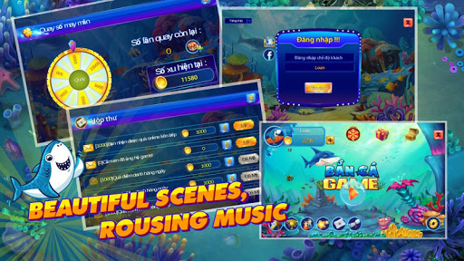 Fish Hunting - Play Online For Free apkpoly screenshots 4