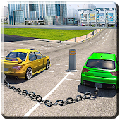 Chained Cars Impossible Tracks Stunt
