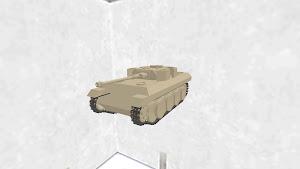 Berge-Panther mit Pz.IV Turm