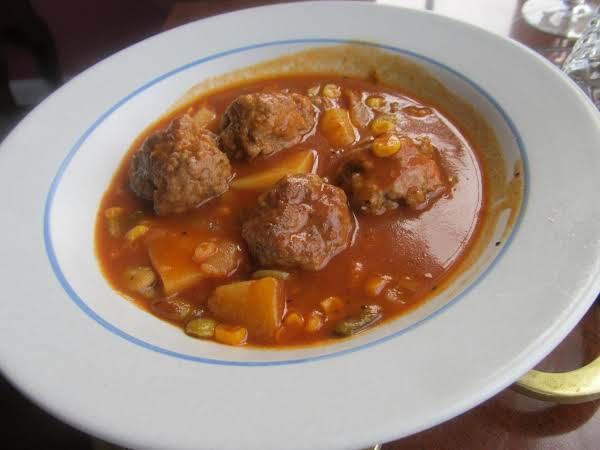 Jamie's Hobo Stew Recipe