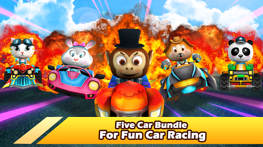 Code Triche Speed Drifters - Go Kart Racing apk mod screenshots 6