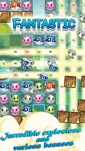 Lovely Pets PRO: Match 3  screenshots 13