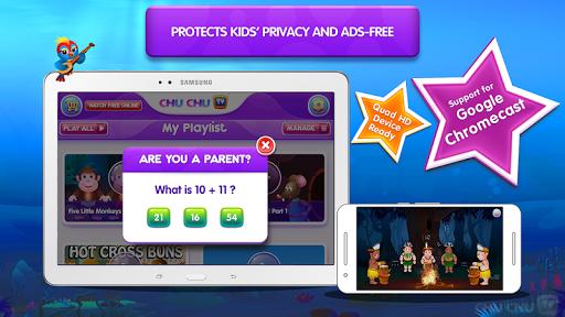 ChuChu TV Lite - Top 50 Kids Nursery Rhymes Videos 3.0 screenshots 14