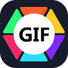 GIF Maker & Editor - Videos to GIF - Photos to GIF icon