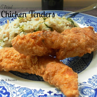 Country Fried Chicken Tenders.