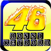 Rossi 46 Keyboard Themes