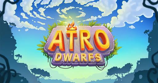 Atro Dwarfs : Merge & Tower defense  captures d'écran 1