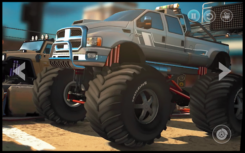 Extreme Offroad : Truck Racing Simulation Game 3D - náhled