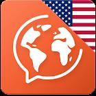 Aprende Inglés Americano icon