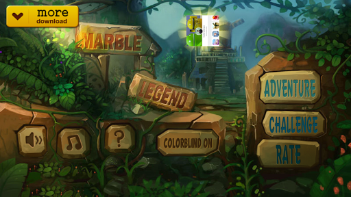 Legend Game Marble - screenshot