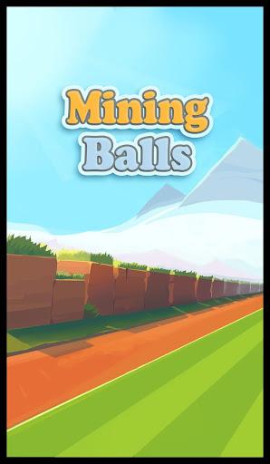 Break Block And Brick: Mining Ball 32 screenshots 1