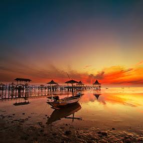 by Eko Sumartopo - Landscapes Beaches
