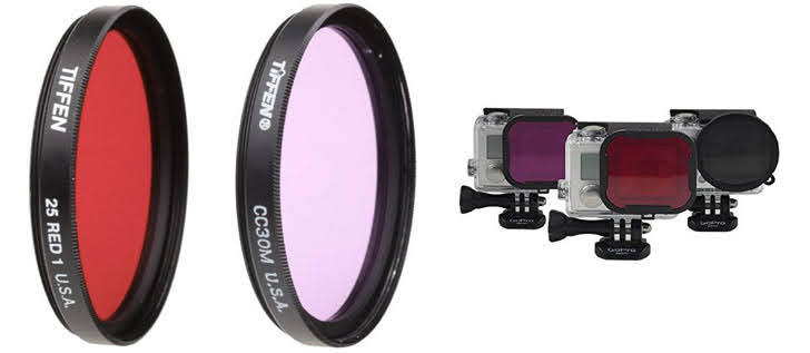 Underwater Lens Filters (Underwater Photography Guide).