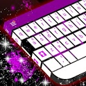 Purple Flame Skin for Keyboard icon