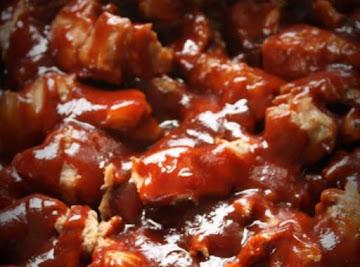 Crockpot Asian Ribs Recipe