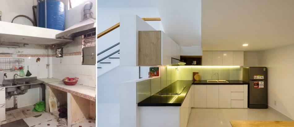 Sửa chữa nhà ở giúp đem đến một không gian đẹp hơn