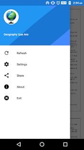 Geography Q/A - náhled