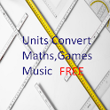 Unit Conversions for General,Engineering use Free icon
