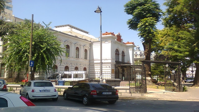 Sutu Museum in Bucharest