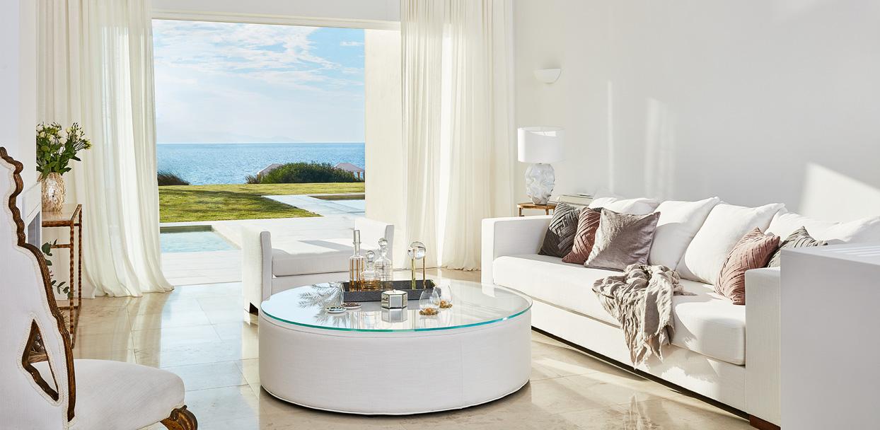 Bạn cũng có thể lựa chọn mẫu phòng khách phong cách Bắc Âu nhẹ nhàng