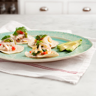 Mini Ceviche Tacos By Love And Lemons!