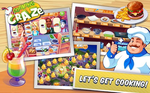[Download Cooking Craze for PC] Screenshot 5