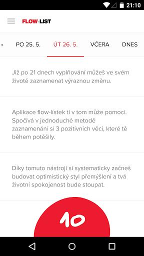 Flow-list
