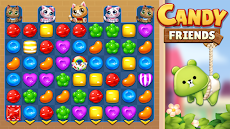 キャンディフレンズ : マッチ3パズルのおすすめ画像1