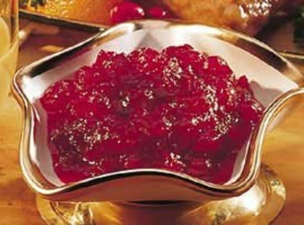 Cranberry Sauce Made Simple Recipe