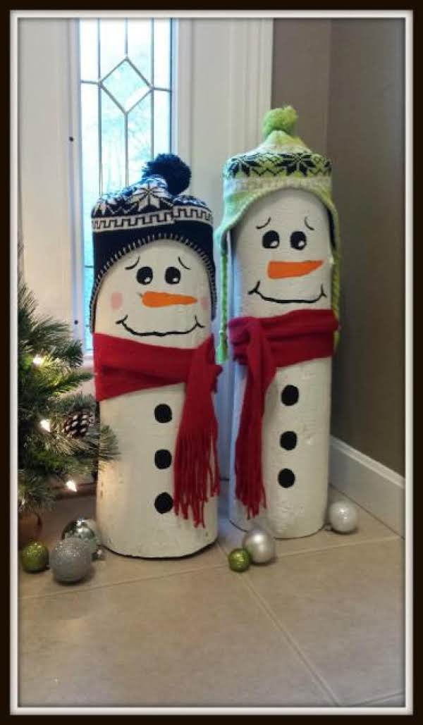 Snowmen Recipe