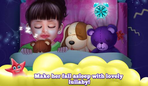Aadhya's Good Night Activities Game filehippodl screenshot 1