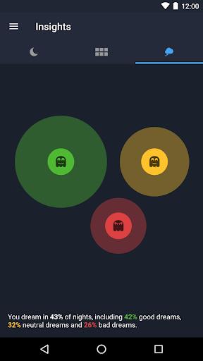 Runtastic Sleep Better: Sleep Cycle & Smart Alarm 2.6.1 screenshots 5