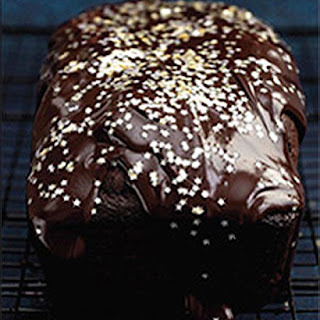 Midnight Chocolate Loaf Cake.