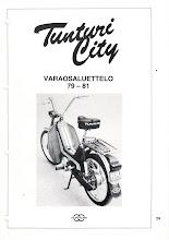 Photo: Tunturi City 79-81