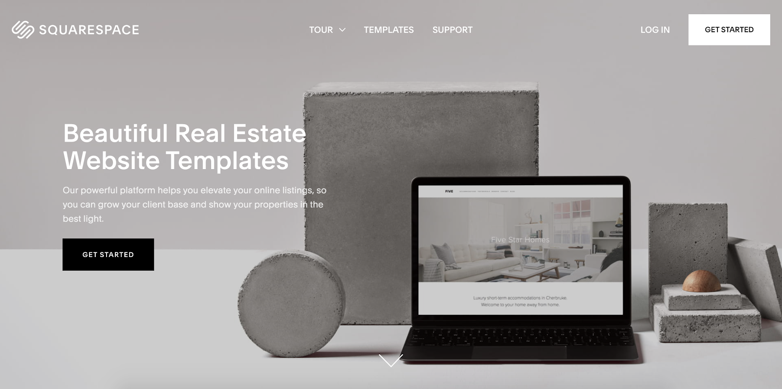 Squarespace Real Estate Templates | Real Estate Marketing Tools