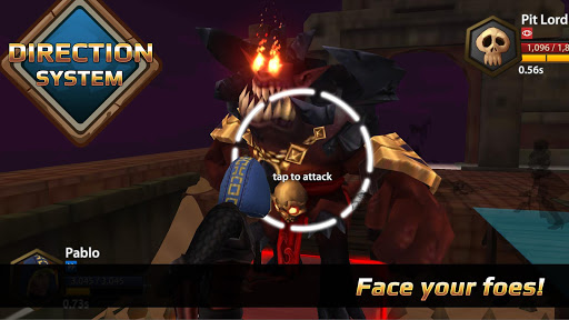 Fate and Fortune Tactics  captures d'u00e9cran 2