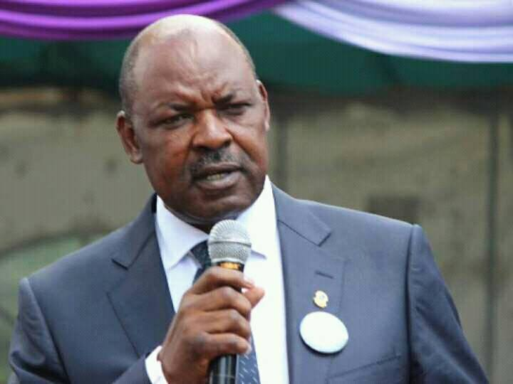Former Kisumu Govenor Jack Ranguma