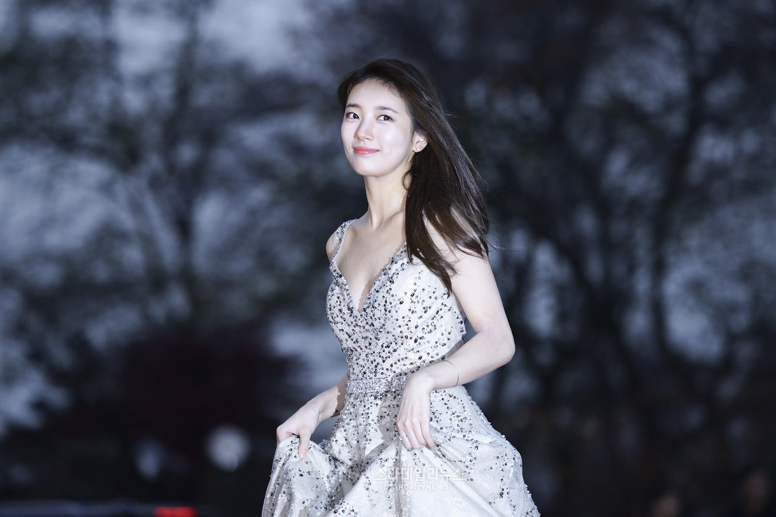 suzy ball gown