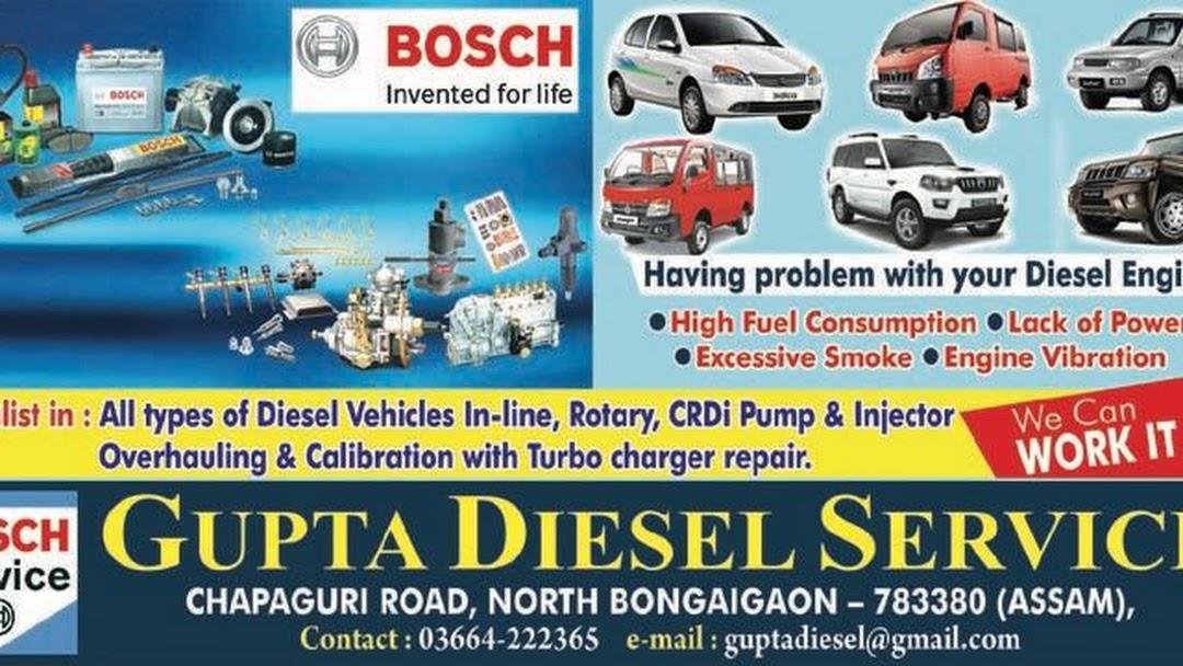 Gupta Diesel Service [BOSCH DELPHI AUTHORIZED WORKSHOP