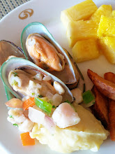 Photo: Lunch at El Bohio, The Royal Suites Turquesa by Palladium