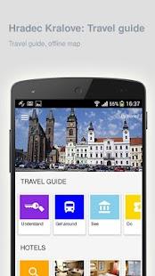 Hradec Kralove: Travel guide - náhled