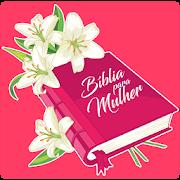 Biblia para Mulher - Harpa Cristã