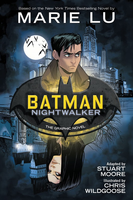 Batman: Nightwalker: The Graphic Novel (2019)