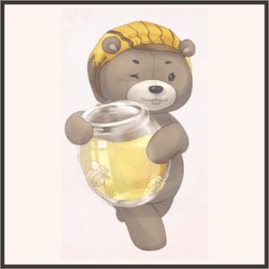 くらくら熊さん