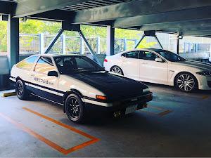 スプリンタートレノ AE86 AE86 GT-APEX 58年式のカスタム事例画像 lemoned_ae86さんの2019年10月05日20:21の投稿